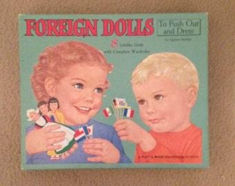 Foreign Dolls Vintage Game!!!