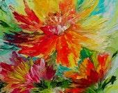 """Original Oil Painting, Healing Art,"""" Eternal truth"""""""