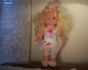 Vintage Starbrite Sparkler Doll
