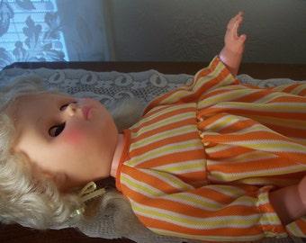 Vintage Talking Uneeda Doll