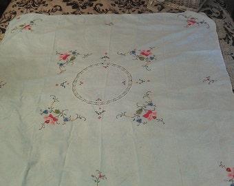 Handmade Tablecloth