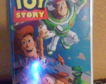 Disney's Toy Story VHS