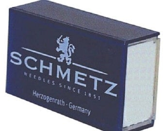 Schmetz Leather A100-LEA-90 Sewing Machine Needles 100 Bulk Pack