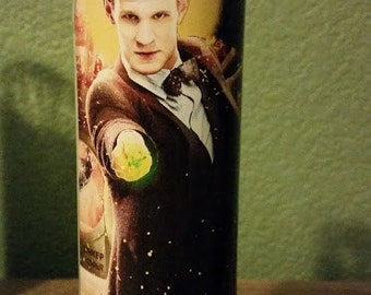 Dr Who Saint Candle- St. Dr Who
