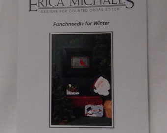Punchneedle for Winter