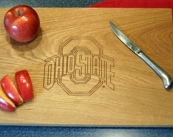 "Ohio State Cutting Board 11"" x 17"""