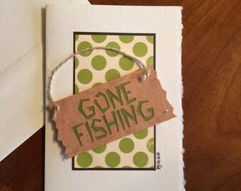 Father's day card, Greeting card, birthday card, blank card
