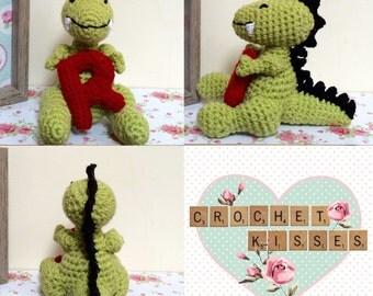 Crochet  'Rex' Trex