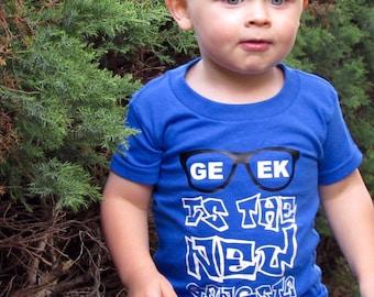 Boy or Girl Geek is the New Gangsta