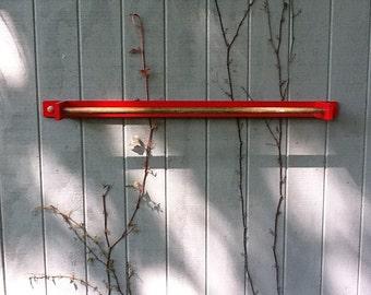 Copper Towel Rod