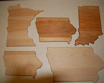State Pride Cutting Board