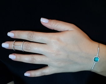 Binary ring-Finger rings
