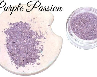 Purple Passion Eye Shadow -- Cruelty-Free, Vegan, All-Natural Mineral Makeup