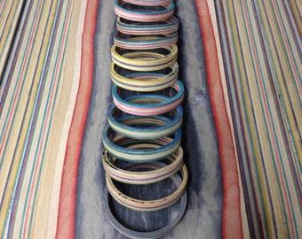 Recycled Skateboard Bracelets