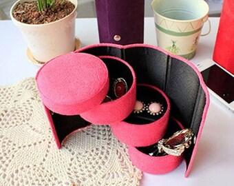 Soft Portable Jewelry Organizer FREE SHIPPING