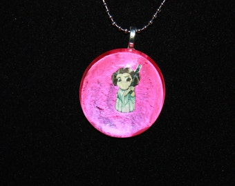 Princess Leia Necklace