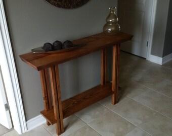 Sofa Table / Narrow Hall Table