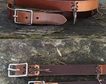 Forager Patchwork Belt