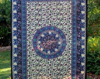 Mandala Tapestry/Throw #8