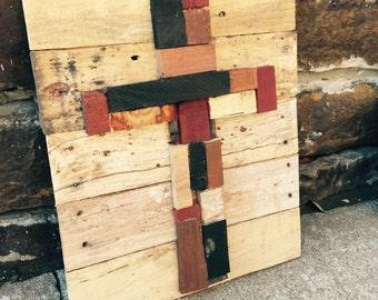 Patchwork Cross
