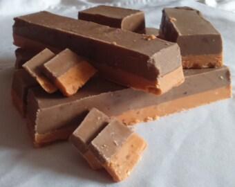 Chocolate Orange Fudge - Delicious Handmade Fudge