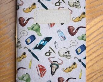 Sherlocked Pattern Booklet