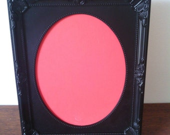 Gothic Style Chalkboard picture frame