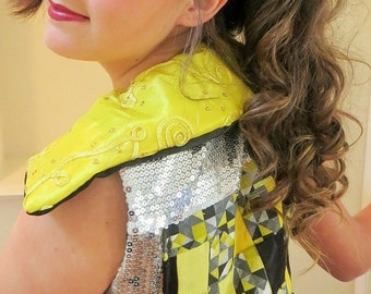 Silver Sequin Sunshine Dress