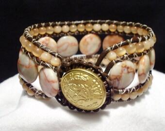 Desert Sands Cuff Bracelet