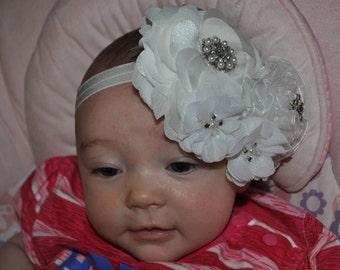 girls vintage headband