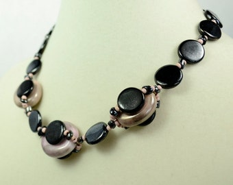 Miriam Haskell Lucite Necklace