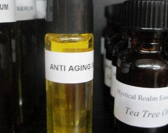 Anti Aging Serum - Anti Wrinkle Serum - Wrinkle Reducing Serum - Anti Aging Essential Oils - Anti Wrinkle Essential Oils - Anti Aging Oils
