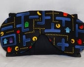 Pac-man Atari Video Game Travel Mask
