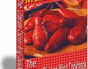 The Ultimate Chicken Wing Cookbook PDF BOOK