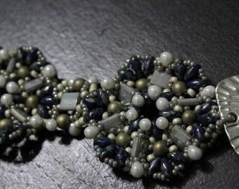 Sunburst Medallion Bracelet