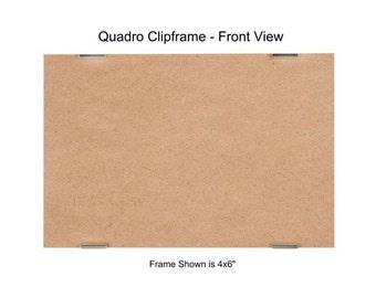 6x8 inch Clip Frames