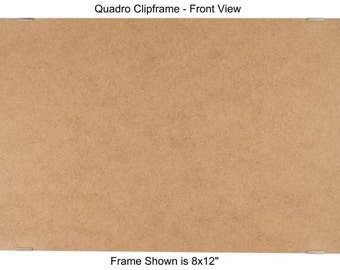 8x16 inch Clip Frames