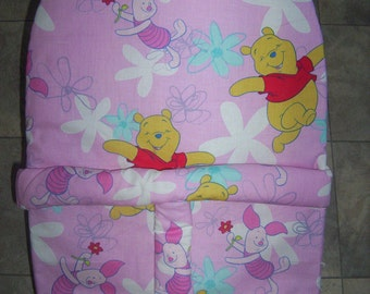 mesh baby bouncer covers,Australian made-Girl designs,5 designs to choose from-*NEW*
