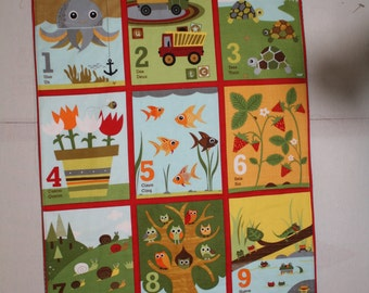 Wall Hanging Of Numbers