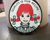 Wendy's Original Face Logo