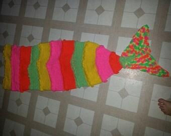Adult sized Mermaid blanket