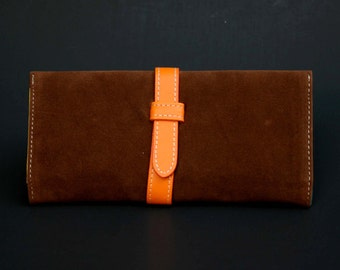 Womens Wallet, Womans Wallet, Leather Wallet, Leather Purse, Brown Wallet, Brown Purse, Brown Leather Wallet, Brown Leather Purse
