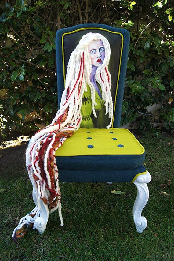 Dreadpunzle Chair