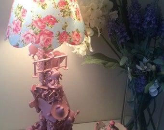 Floor lamps for children's bedroom suites