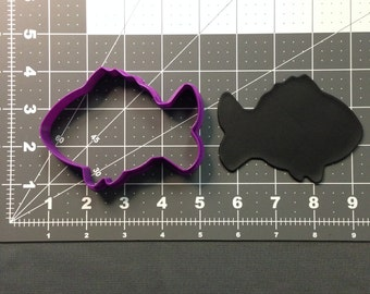 Fish Tropical 102 Cookie Cutter