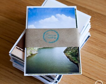 Nepal Notecards, Homemade Greeting Cards, Homemade Notecards, Homemade Birthday Cards, Homemade Thank You Cards, Landscape Notecards
