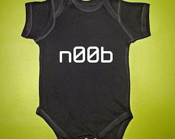Baby Onesie - n00b