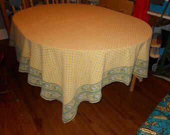 Wiiliams Sonoma tablecloth