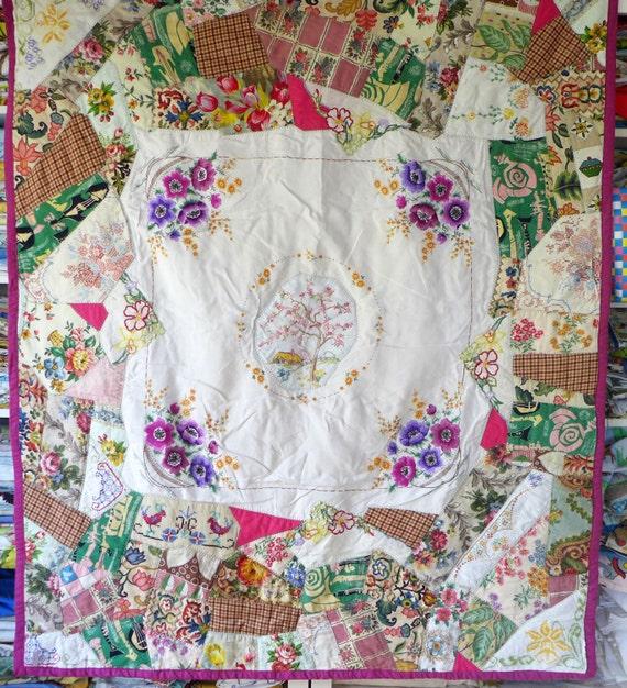 Vintage Quilt Fabrics 26