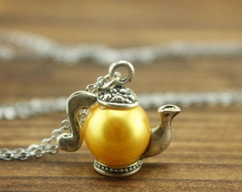 """Shop """"teapot necklace"""" in Jewelry Storage"""